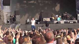 I Predict A Riot by Kaiser Chiefs at Hyde Park British Summertime Festival 5th July 2013