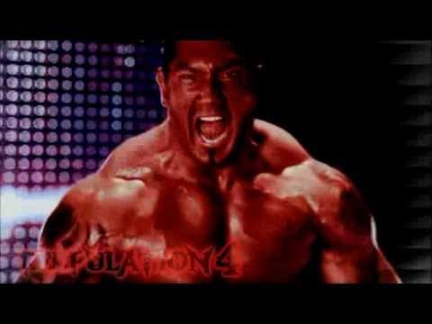 Batista Theme - I Walk Alone (Arena Effect)