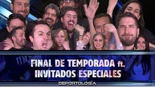 FINAL DE TEMPORADA ft. JIMENA, MARION, VERO, TRISTE TURNO, BALLARTA, CHUMEL - DEPORTOLOGÍA