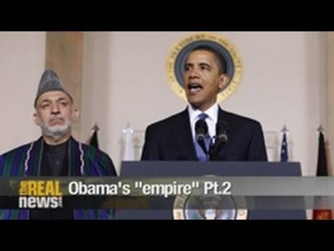"Obama's ""empire"" Pt.2"