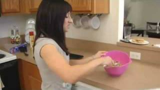 Recipe: Cranberry Almond Granola Bars - Ep 38 - Made Fit ...