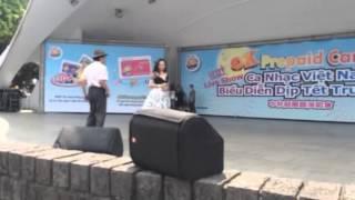 Hoàng Châu và Trường Giang diễn tại Đài Loan