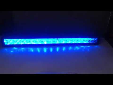 Color Changing Led Light Bar Youtube