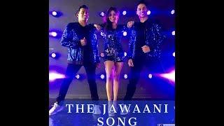 The Jawaani Song – Student Of The Year 2 | Tiger shroff| Shiamak Usa  | Lester, Anitha and Jitesh