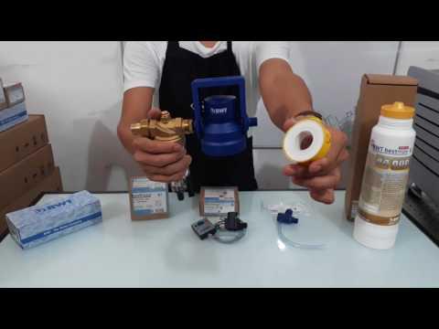 Instalasi BWT ( Best Water Technology )