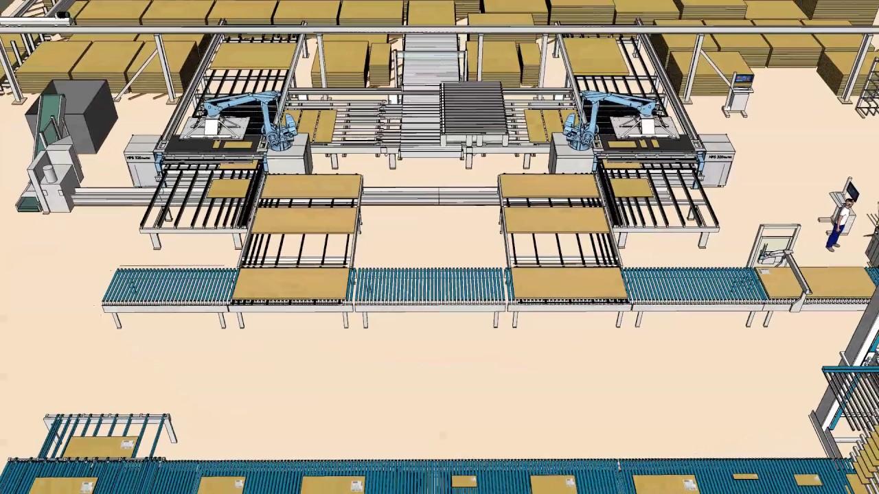 HOMAG: Batch size 1 office furniture production – Losgröße 1 ...