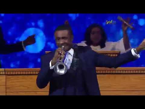 Download Nathaniel Bassey's Ministration at Spirit Life Conference, HoTR