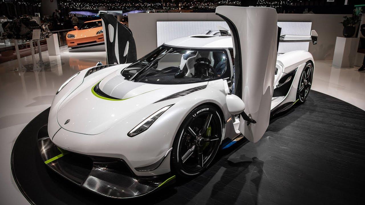 Koenigsegg Jesko Konnte Das Schnellste Auto Der Welt Werden Mann Tv