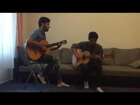 Mortaza NematiA leili With guitar 🎸