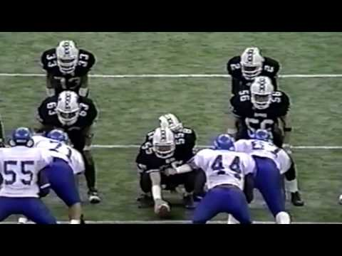 Sterlington vs West St. John 2003