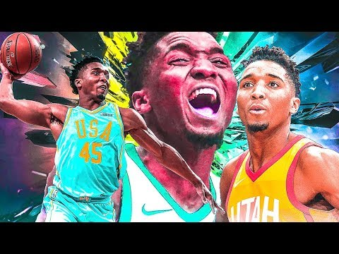 Donovan Mitchell - Ready For Stardom - 2018 Top Plays