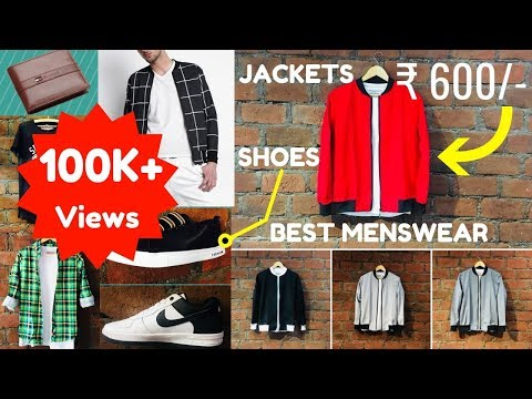 Best Branded Jackets, Shoes,Tshirts in Cheap in Mumbai | The Trio Factory