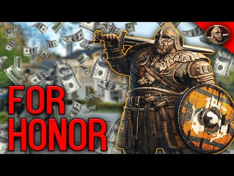 MTV Cribs - For Honor Edition! (High Level Warlord) |