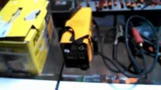 Сварочный инвертор POCweld MMA-250 Profi. Обзор инструмента(Сварочный инвертор POCweld MMA-250 Profi в хорошем состоянии! Цена: 1600 грн. Сайт: http://prof-master.net/ Доставка электроинстру..., 2015-04-11T08:51:56.000Z)
