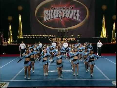 Palm Beach Elite Seniors - Cheerpower Competition April 2005