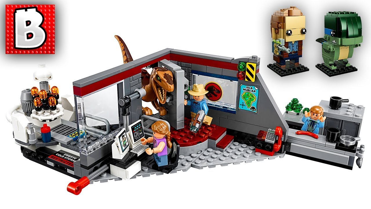 lego jurassic park instructions