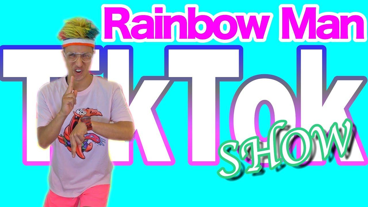【TikTok】RainbowMan SELECTION(COOL)/ミスターレインボーマンTikTok