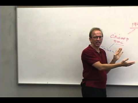 Money and Banking: Lecture 23 - The Banking Industry 4