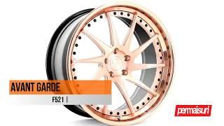 Advant Garde F521 | Brushed Copper
