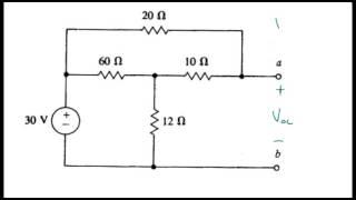 dc: Thevenin/Norton Equivalent Example #3