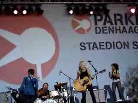 Parkpop 2008: Sheryl Crow - Out of our heads
