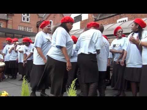 Zimbabwe Association Choir - Rova Ngoma Usekerere