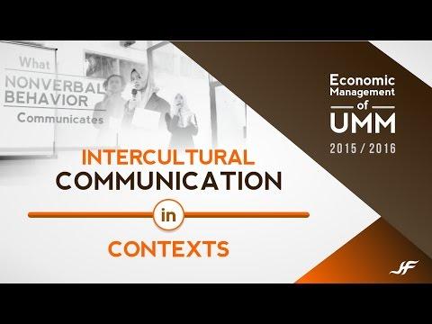 Nureka (ME UMM) - Intercultural Communication In Contexts