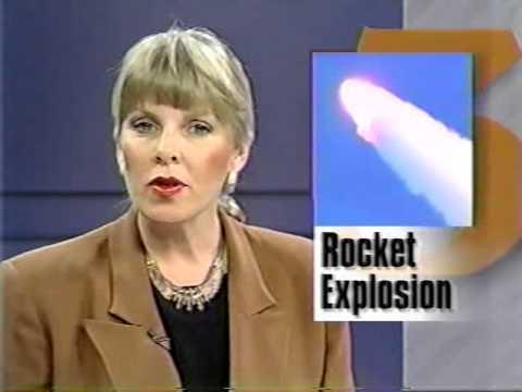 WTKR 3 Norfolk VA News Oct 29 1995 Pt 1