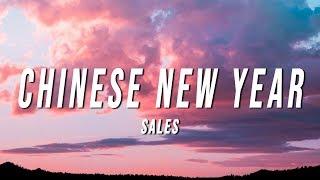 SALES - chinese new year (Lyrics)
