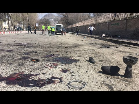 Afghanistan: Dozens killed in suicide attack near Kabul shrine
