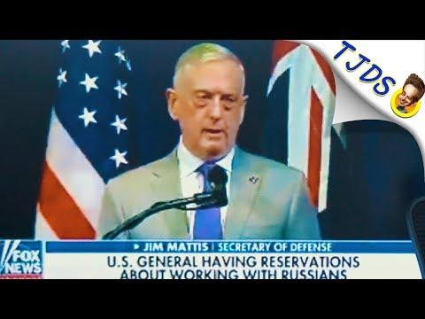 General Mattis Instigates Illegal War With Iran
