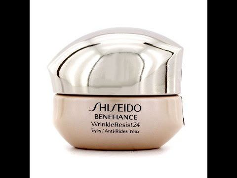 Shiseido Benefiance Wrinkle Resist 24 Eyes