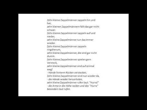 zehn kleine fledermäuse text
