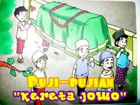 Puji pujian - Kereta Jowo