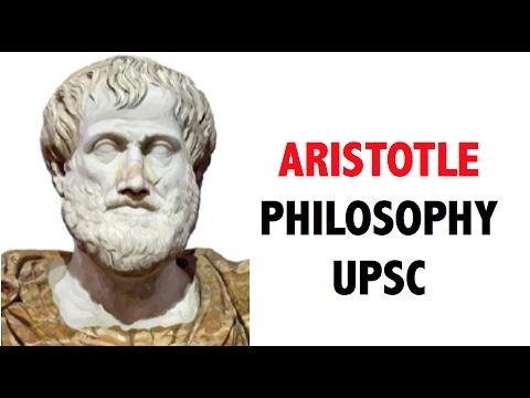 Aristotle - अरस्तु कौन था और उसके क्या विचार थे - Western Thinkers - Philosophy/Political Science