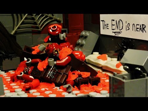 Lego Zombies: Dead Rising 6