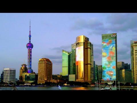 Shanghai Pudong Airport to Chongming Island 2019-11-03