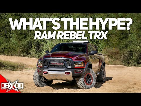 Ram Rebel TRX || What's the Hype