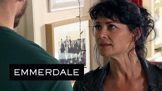 Emmerdale - Is This the End of Moira and Nate's Affair?