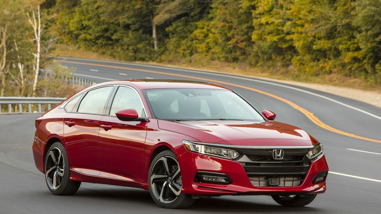 Hot News 2018 Honda Accord Hybrid Release Date And Price