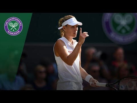 Serena Williams vs Angelique Kerber Final Highlights | Wimbledon 2018