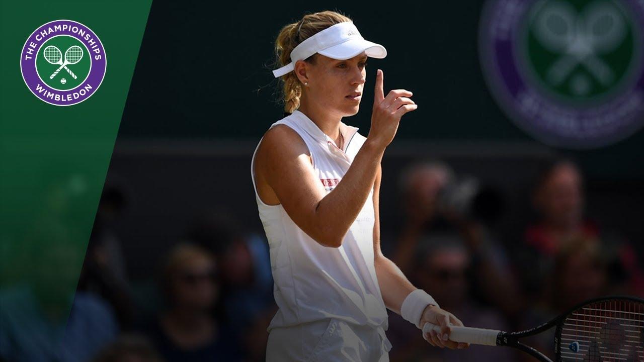 Serena Williams vs Angelique Kerber Final Highlights | Wimbledon 2018