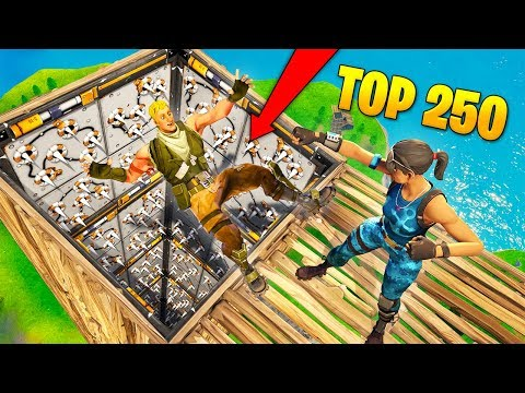 TOP 250 FUNNIEST FAILS IN FORTNITE en streaming
