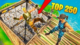 - TOP 250 FUNNIEST FAILS IN FORTNITE