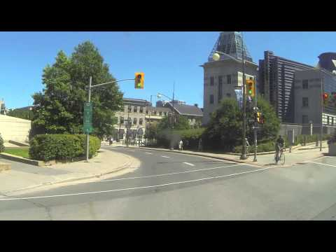 Driving tour - Ottawa On