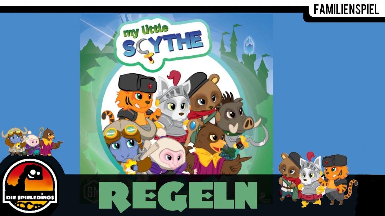 Scythe Regeln