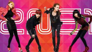 2NE1- In The Club (Acapella) MoA Cover
