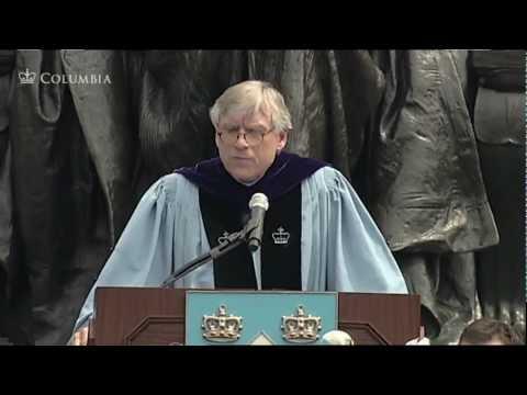 2012 Columbia University Commencement Ceremony
