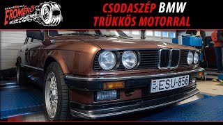 Totalcar Erőmérő: Csodaszép BMW trükkös motorral [ENG SUB]