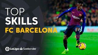 FC Barcelona Campeón LaLiga Santander 18/19 - Best Skills
